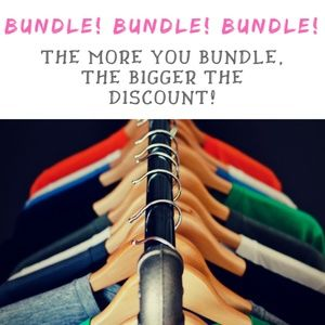 Other - Bundle your likes for a private sale!